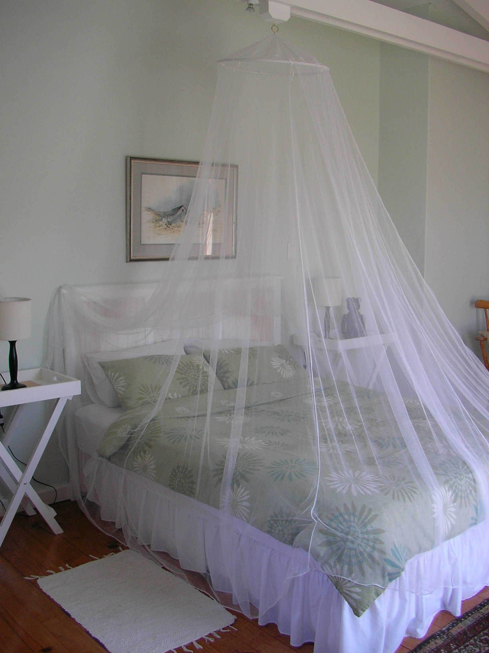 79 dassen island for Bed with mosquito net decoration